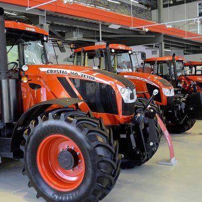 Vstupné do Zetor Gallery – světa traktorů