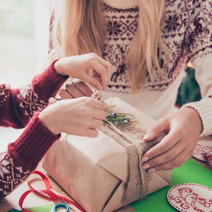 2 hodiny vánočního tvoření a inspirace