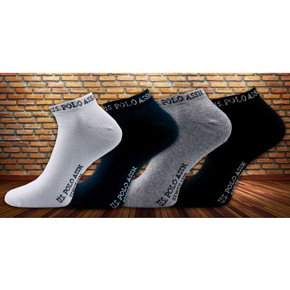 Balení 3 párů ponožek U.S. POLO ASSN.