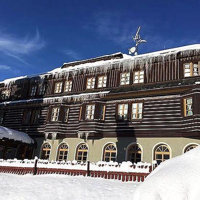 Alpský hotel***