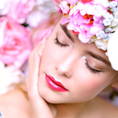 90minutová kosmetická péče s dary přírody