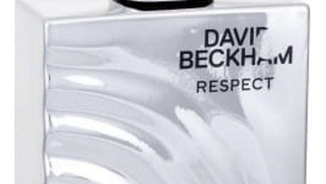 David Beckham Respect 90 ml toaletní voda pro muže
