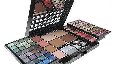 Sada dekorativní kosmetiky Makeup Trading Schmink Set Flower Complet Make Up Palette