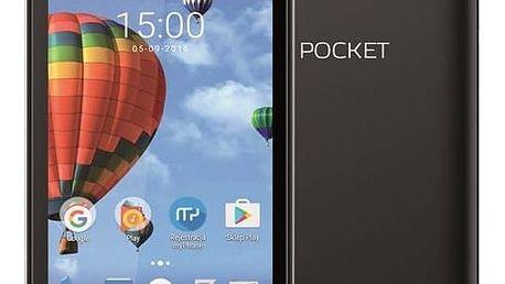 Mobilní telefon myPhone POCKET (TELMYAPOCKETBK) černý Software F-Secure SAFE 6 měsíců pro 3 zařízení (zdarma)