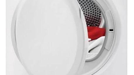 Sušička prádla AEG AbsoluteCare® T8DBG47WC bílá + Cashback 1000 Kč + Doprava zdarma