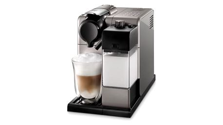 Espresso DeLonghi Nespresso Lattissima Touch EN550.S stříbrné + DOPRAVA ZDARMA