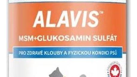 Prášek Alavis MSM + Glukosamin sulfát