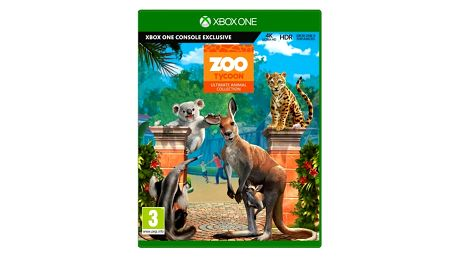 Hra Microsoft Zoo Tycoon: Ultimate Animal Collection (GYP-00020)