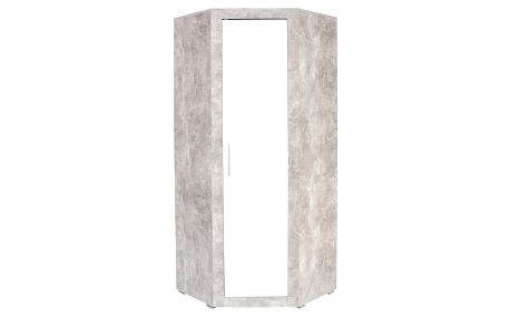 Rohová skříň frame, 81/200/81 cm
