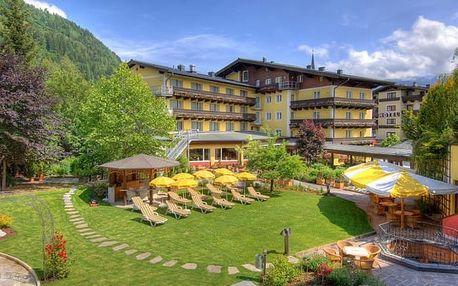 Rakousko - Kaprun / Zell am See na 4 až 6 dní, snídaně s dopravou vlastní