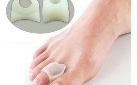 Silikonové srovnávače prstů 6 ks