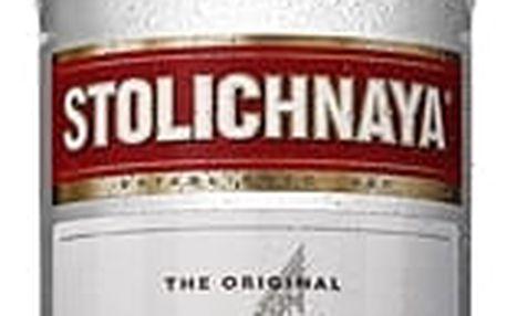 Vodka Stolichnaya 1l 40%