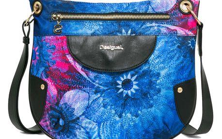 Desigual modrá kabelka Brooklyn Carlin