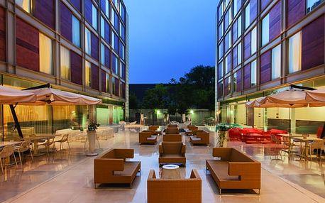 DoubleTree By Hilton Hotel Milan****, Výlet plný stylu se 4* ubytováním v Miláně