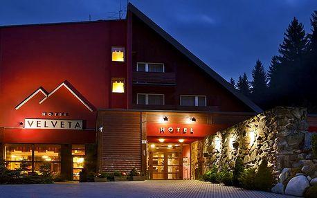 Na lyže do Špindlu: pobyt s polopenzí a wellness