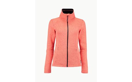 Mikina O´Neill PW Piste Full Zip Fleece Oranžová