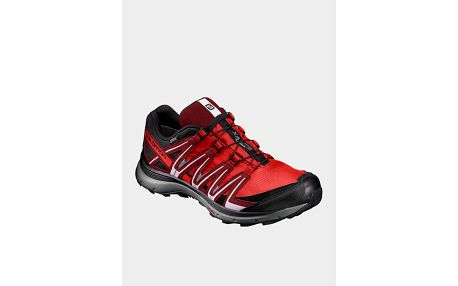 Boty Salomon XA LITE GTX® FIERY RED/Red Dalhia/BLACK Červená