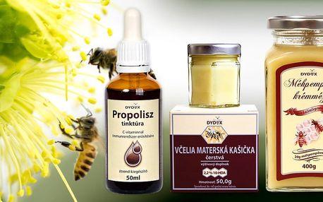 Jedinečné včelí produkty: přírodní posila organismu