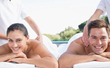 Vánoční voňavá masáž pro dámy a pro pány
