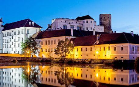 Jižní Čechy s výtečnou polopenzí, saunou i masáží