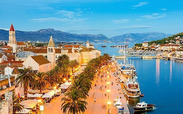 Villa Paula***, Vila blízko pláže a centra Trogiru se snídaní a bazénem