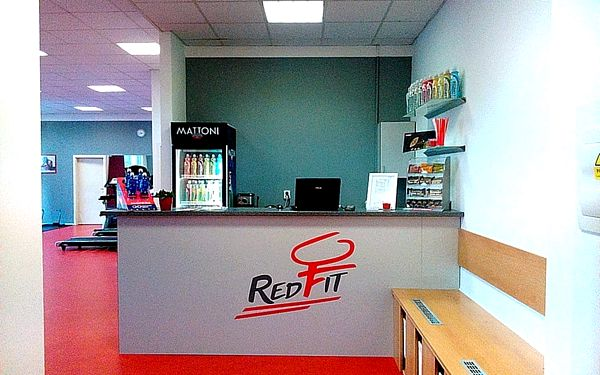 Sálón VIP masáže ve Fitness Red Fit