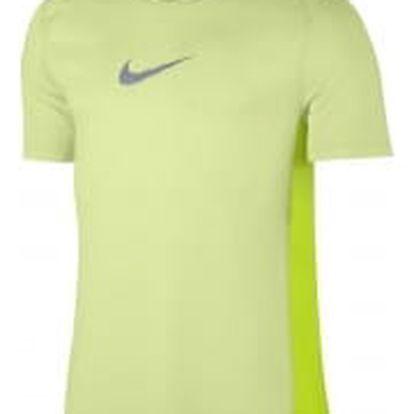 Pánské tričko Nike M NK DRY MILER TOP SS COOL | 834241-701 | Žlutá | L