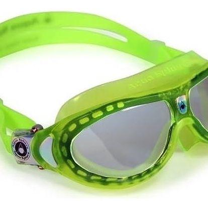 Brýle plavecké dětské Aqua Sphere Seal Kid dark žluté