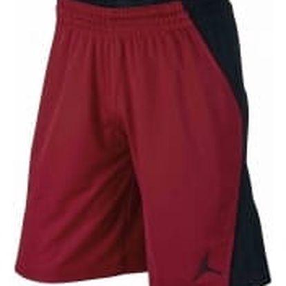 Pánské kraťasy Jordan M J BSK FLGHT SHORT | 861496-687 | Černá, Červená | L