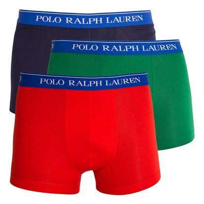 3PACK pánské boxerky Ralph Lauren barevné XL