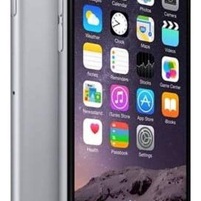 Mobilní telefon Apple iPhone 6 32GB - space grey (MQ3D2CN/A) + Doprava zdarma