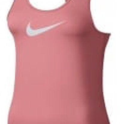 Dámské tílko Nike W NP TANK | 725489-655 | Růžová | S
