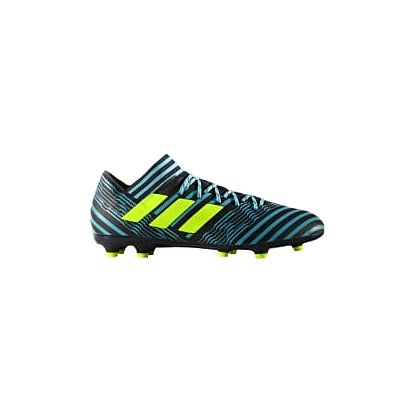 Pánské kopačky adidas Performance NEMEZIZ 17.3 FG | S80601 | Černá, Modrá | 41