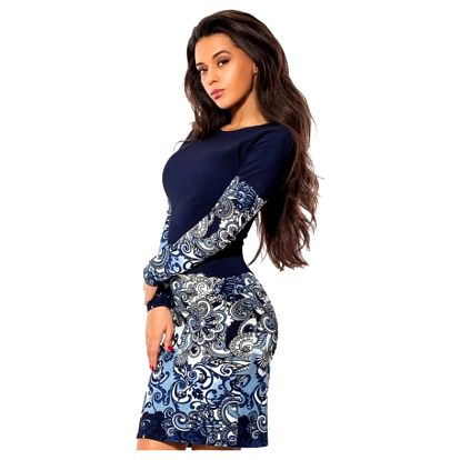 Šaty v orientálním stylu
