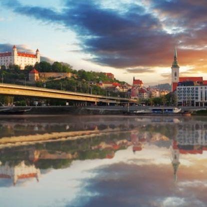 Bratislava: zámecký hotel Agatka ****