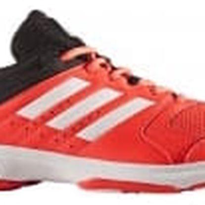 Pánské sálové boty adidas Performance ESSENCE | BY2447 | Červená | 44,5