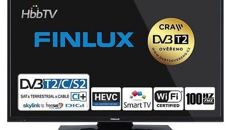 Televize Finlux 24FHB5660 černá + DOPRAVA ZDARMA