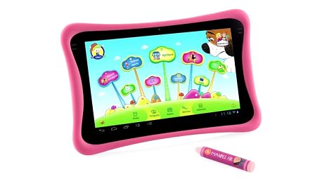 """Dotykový tablet GoGEN MAXPAD9 G4P 9"""", 8 GB, WF, Android 4.4 (MAXPAD9G4P) růžový Hra New Bright Člověče nezlob se - malé + DOPRAVA ZDARMA"""