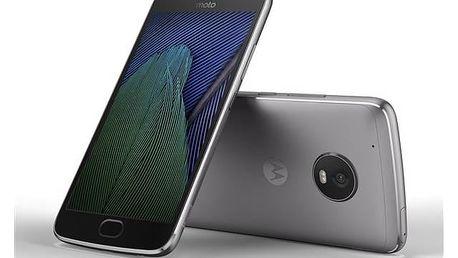Mobilní telefon Motorola Moto G Plus 5.generace Dual SIM (SM4470AC3N7 ) šedý Software F-Secure SAFE 6 měsíců pro 3 zařízení (zdarma) + Doprava zdarma