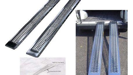 Nájezdová rampa, nosnost 450 kg (2 ks)