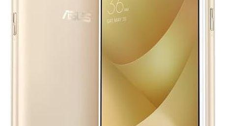 Mobilní telefon Asus 4 Max (ZC520KL-4G009WW) (ZC520KL-4G009WW) zlatý Software F-Secure SAFE, 3 zařízení / 6 měsíců v hodnotě 979 Kč + DOPRAVA ZDARMA