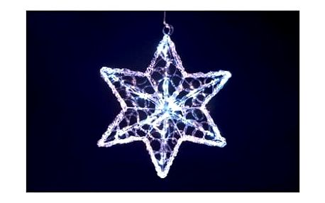 Vánoční hvězda, 16 LED
