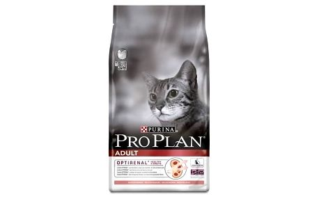 Granule Purina Pro Plan Cat Adult - Salmon 3 kg
