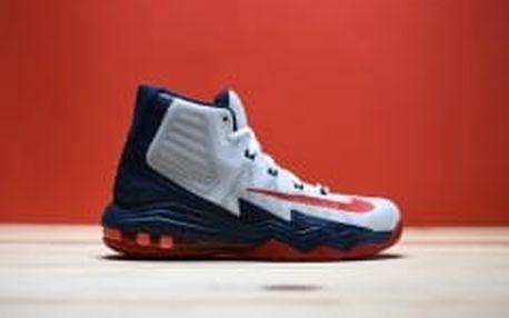 Pánské basketbalové boty Nike AIR MAX AUDACITY 2016 | 843884-101 | Bílá | 43