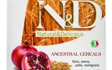 Granule N&D Low Grain CAT Adult Chicken & Pomegranate 1,5 kg