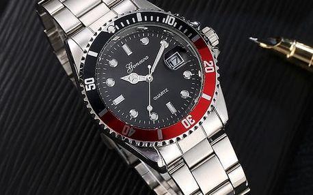 Pánské hodinky - 4 barvy