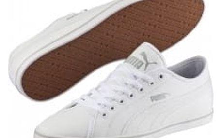 Pánské boty Puma Elsu v2 SL white-white | 359942-02 | 43
