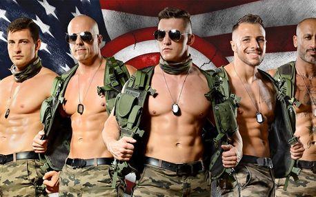 Men on Fire: vstup na striptýzovou show pro dámy
