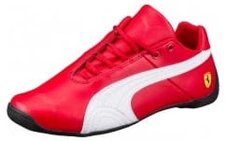 Future Cat SF Jr Rosso Corsa-R | 360877-10 | Červená | 39