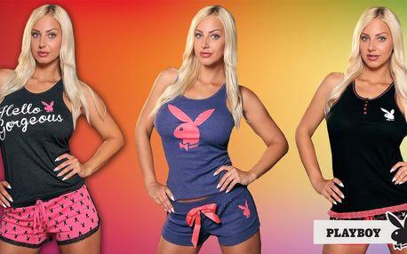 Sexy bavlněná pyžama Playboy